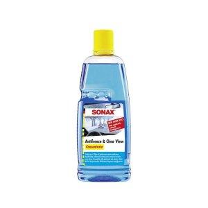 Sonax Téli szélvédőmosó, autóápolási termékek