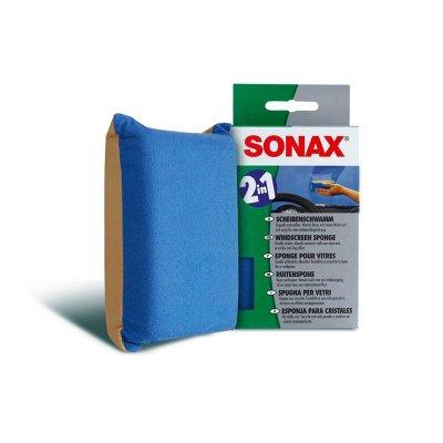 Sonax szélvédőtísztító szivacs 417100, autóápolási termékek