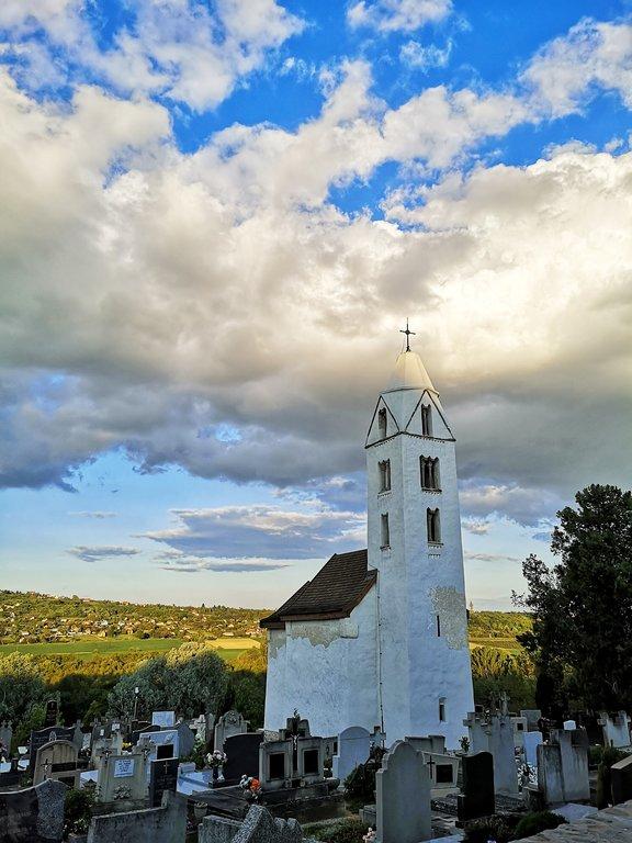 Hévíz Egregyi templom