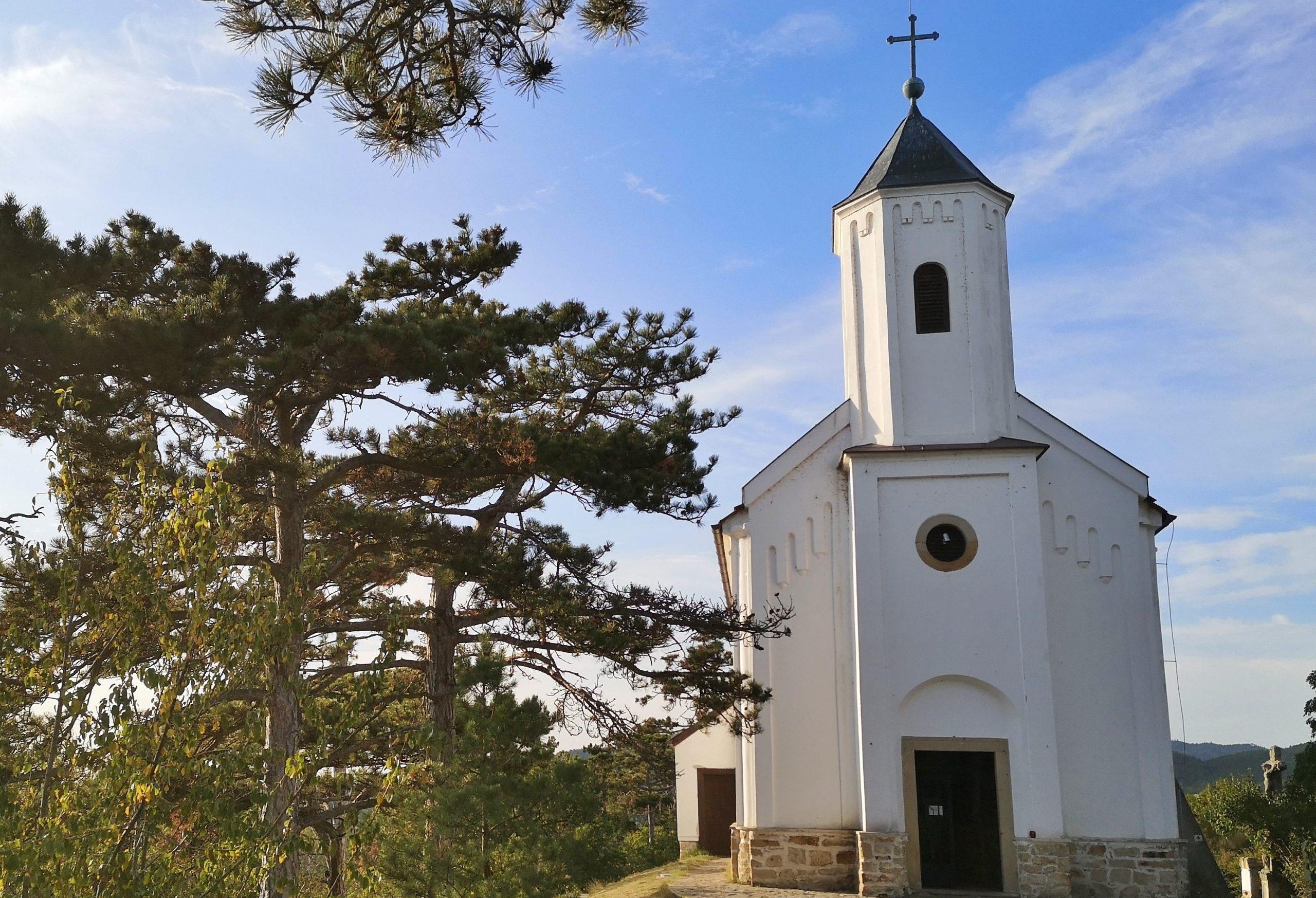 Szent Mihály kápolna, Vonyarcvashegy