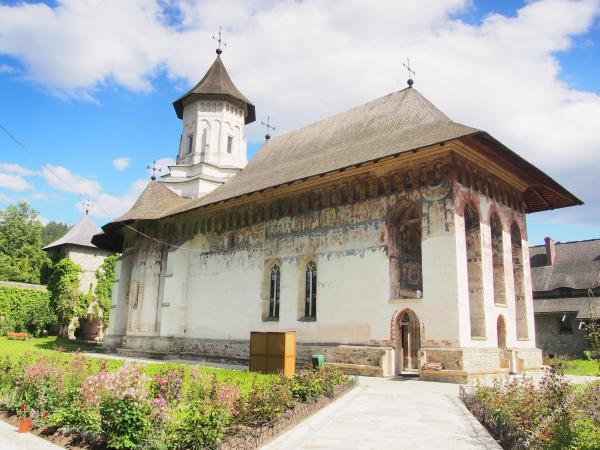 Monastyr Moldovita, Rumunia
