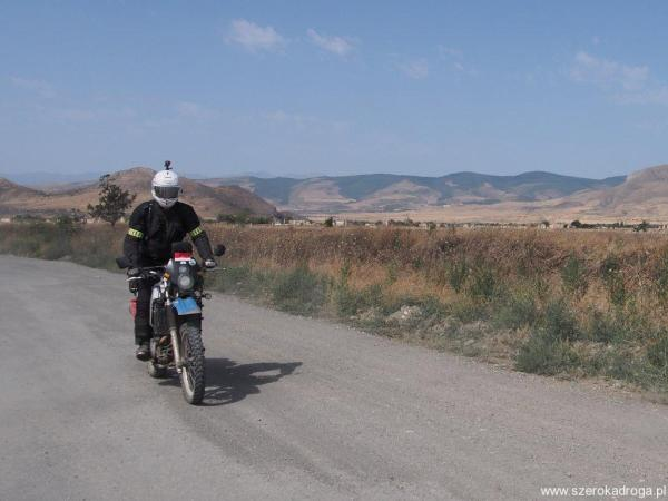 Agdam zniszczone miasto Górski Karabach