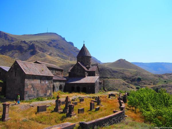 Armenia, Vorotanwank