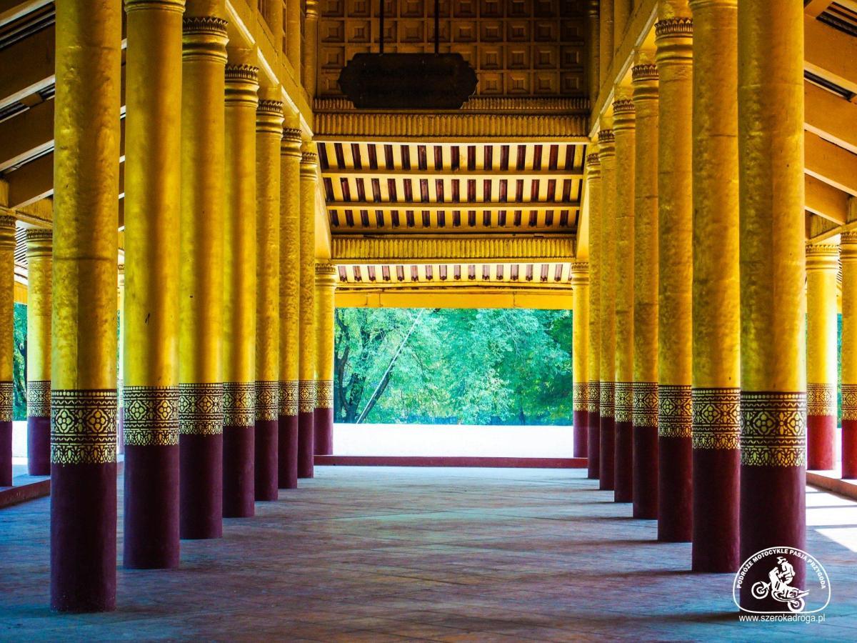 Mandalay - kwintesencja Birmy