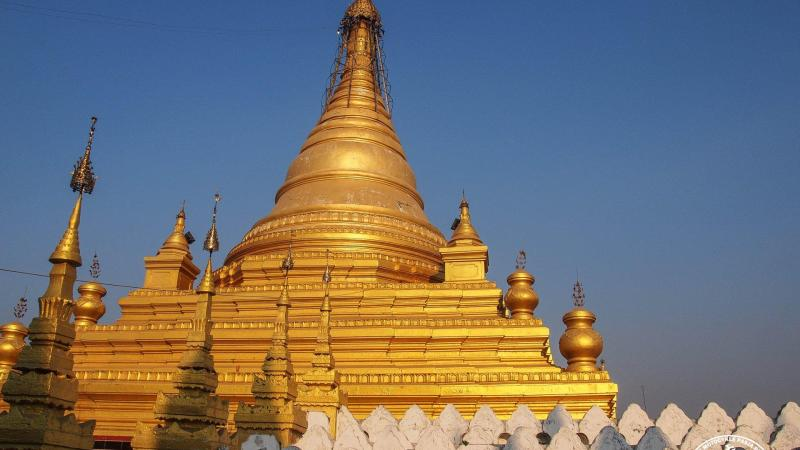 ciekawe miejsca w Mandalay