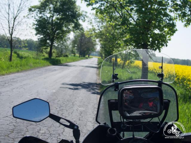 trasy motocyklowe po Polsce