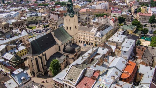 atrakcje we Lwowie