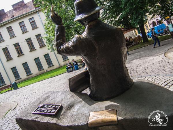 Pomnik Nikifora Lwów