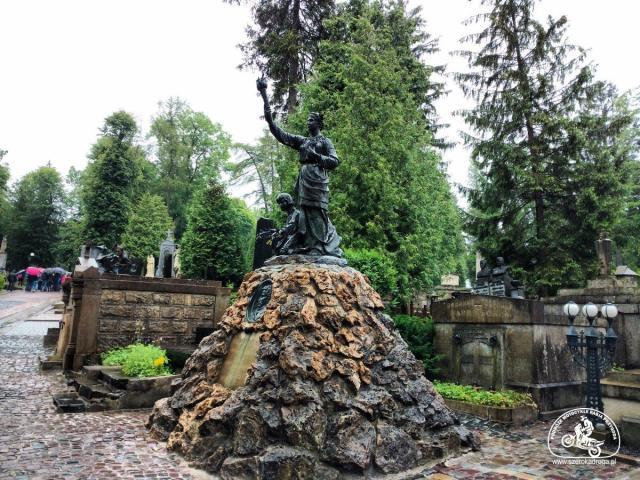 cmentarz we Lwowie