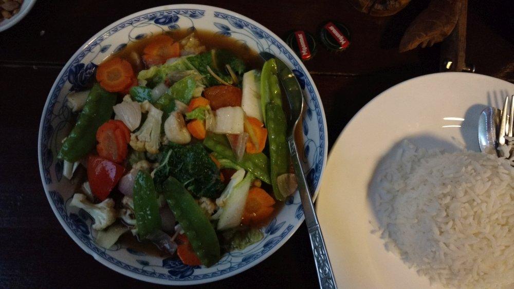 jedzenie Myanmar