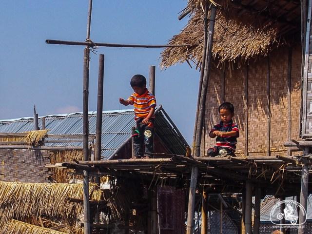 jezioro Inle - Birma atrakcje
