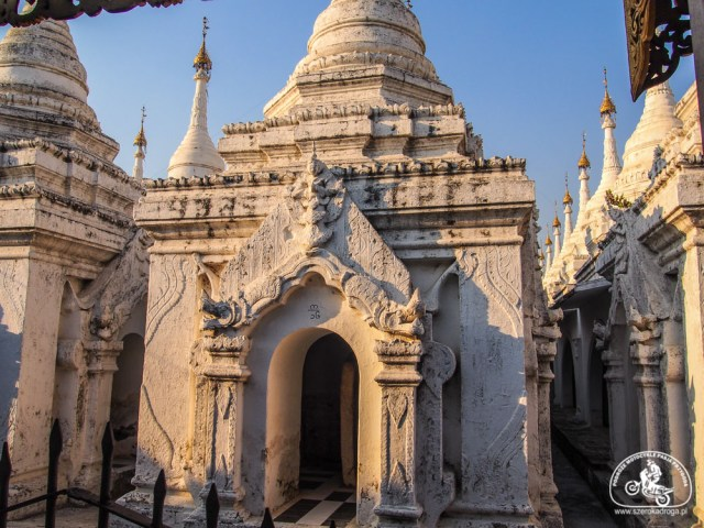 Największa książka świata, zwiedzanie Birma, Myanamr