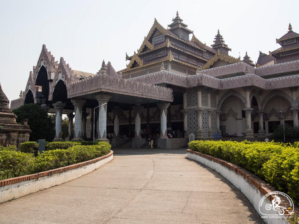 zwiedzanie Bagan