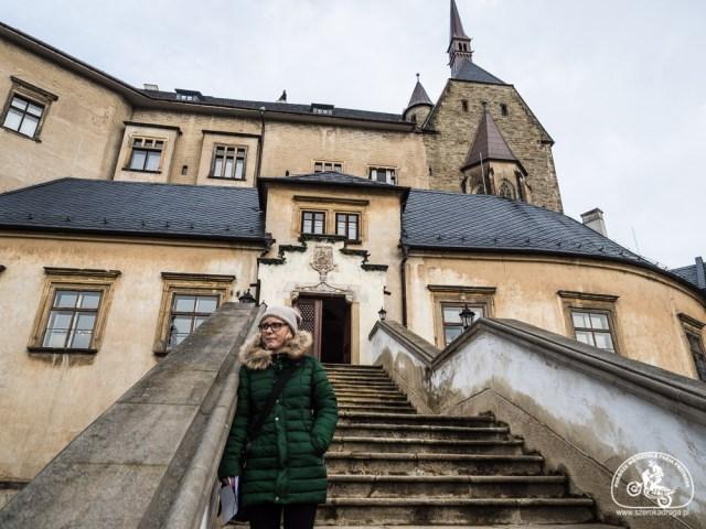 Zamek Sternberk w Czechach, zamki w Europie