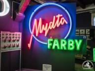 Neon Muzeum, jeden dzień w Warszawie