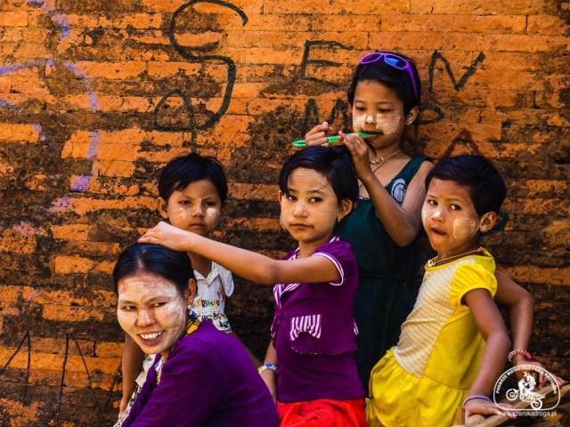 Birma na własną rękę, Myanmar
