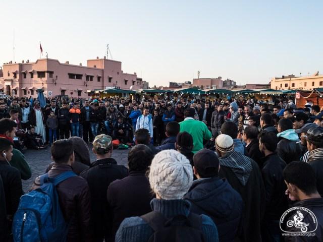 na co uważać w Maroku?