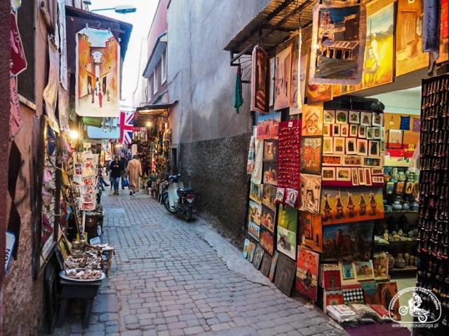 suk Marrakesz, co robić w Marrakeszu