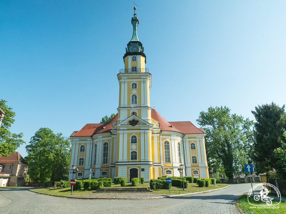 kościoły opolskie, Pokój
