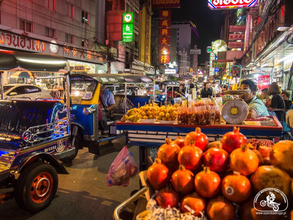 co robić w Bangkoku? China Town Bangkok