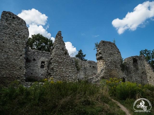 zamki w Polsce, Jura Krakowsko-Częstochowska