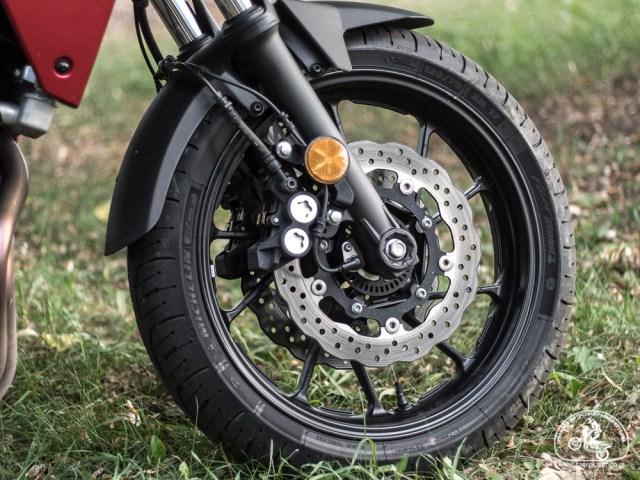 testy motocykli Yamaha