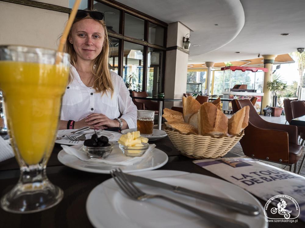 co jeść w Maroku