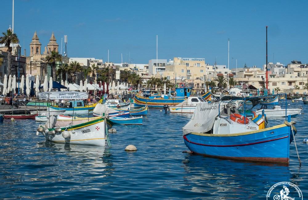 wioska rybacka Marsaxlokk, co zobaczyć na Malcie