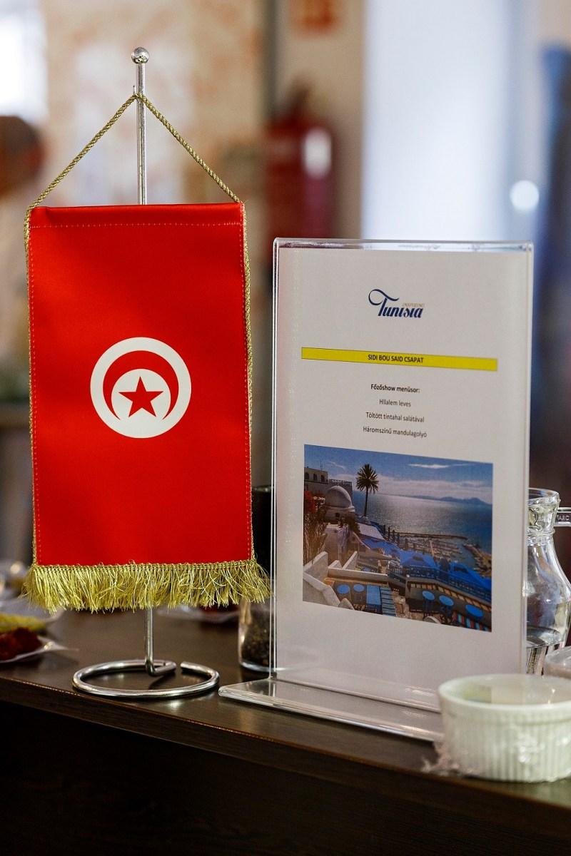 Főzz a tunéziai séffel!