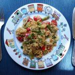 zöldséges kuszkusz recept
