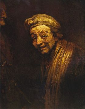 Rembrandt Harmenszoon van Rijn (1606-1669) Autoportret