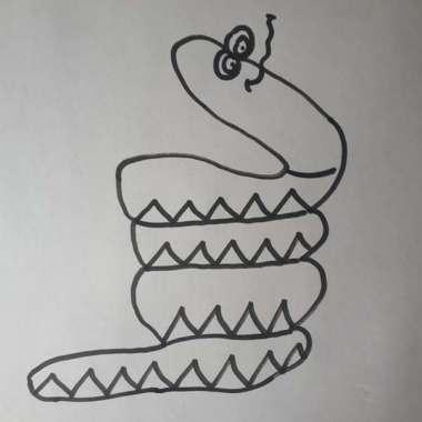 wąż 2