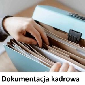 szkolenie online prowadzenie dokumentacji kadrowej