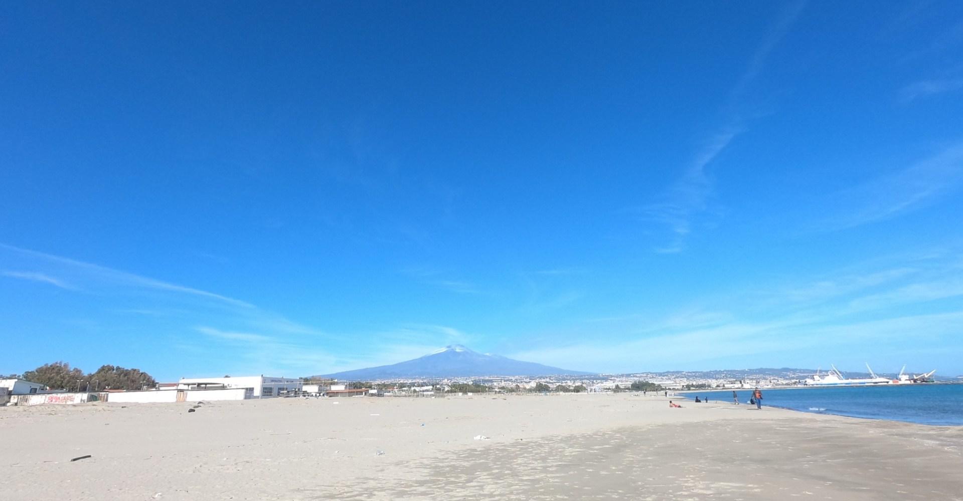 The beaches in Catania – Sicily