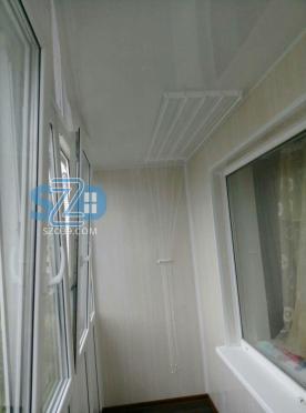 Остекление и отделка балкона в г.Пионерский
