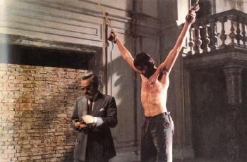 Részlet Az ötötdik pecsét című magyar filmből (1976). A filmet Fábri Zoltán rendezte Sánta Ferenc könyve alapján
