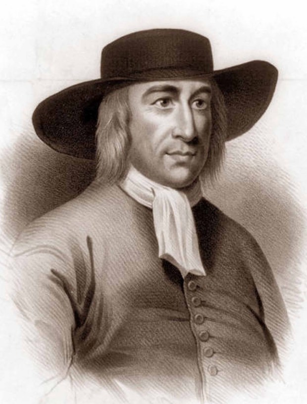quaker-george-fox