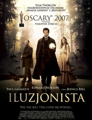Iluzjonista - The Illusionist