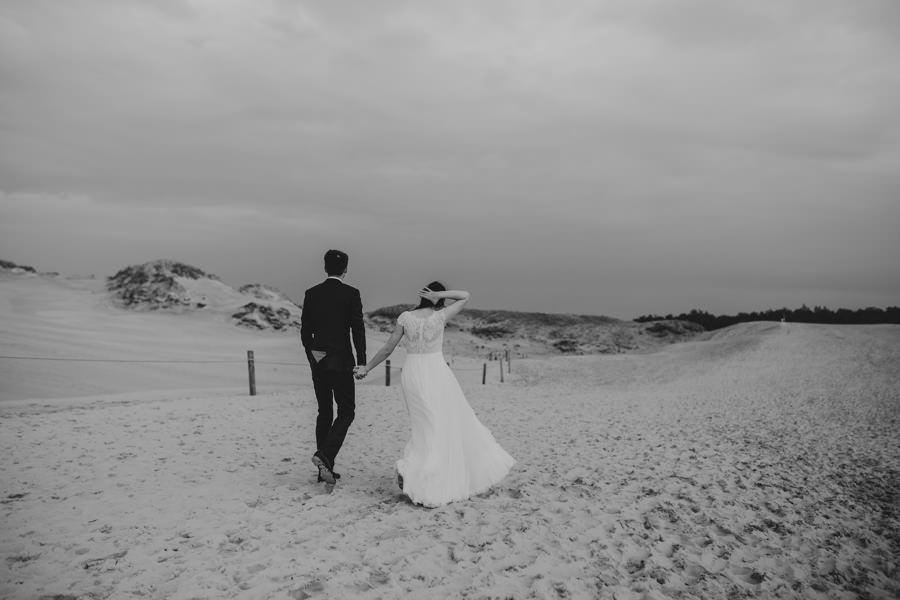 zdjęcia plenerowe wydmy łeba