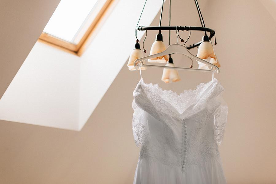 suknia ślubna pani młoda hotel alpin szczyrk