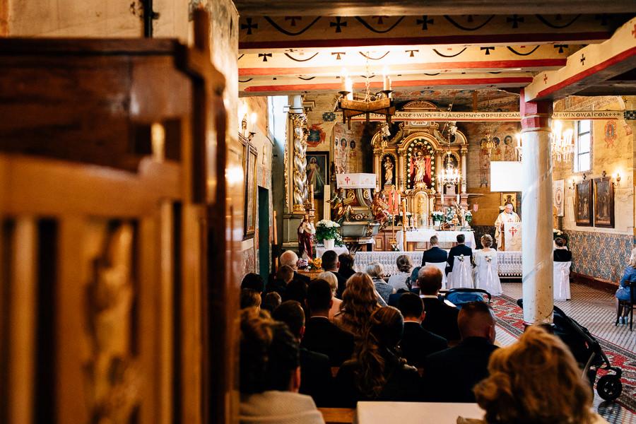 zabytkowy kościół w szczyrku na ślub