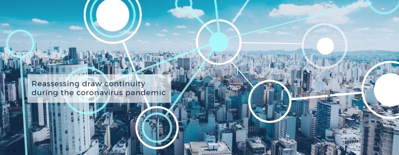 draw continuity during the coronavirus pandemic