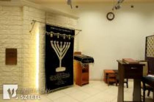 Chabad Warszawa © Jono David, HaChayim HaYehudim Jewish Photo Library http://www.jewishphotolibrary.com/