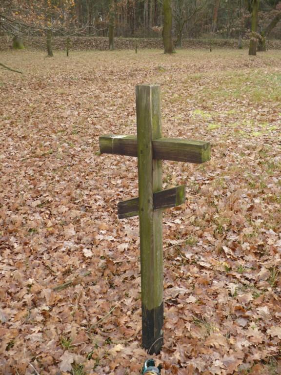 Nowy Korczyn - Uciskow cmentarz z I wojny (9)