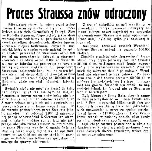 Polska Zachodnia 26.09.1938