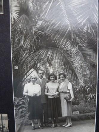 Ala z ciotka Lizka w Ciechocinku