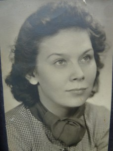 Babcia przed wojna