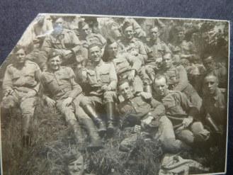 Dziadek w wojsku polskim przed wojna