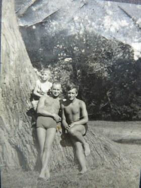 Nieznany dziadek Pawel przed wojna