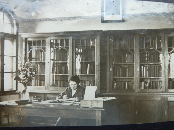 Prababcia w Toruniu przed wojna